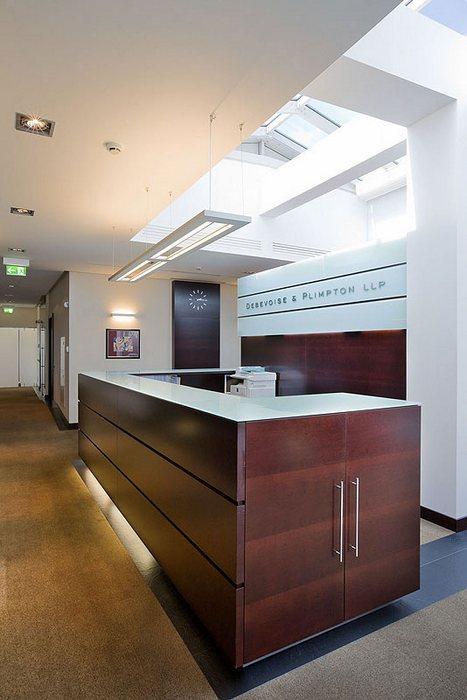 Дизайн офиса. офисы из проекта , фото №12100