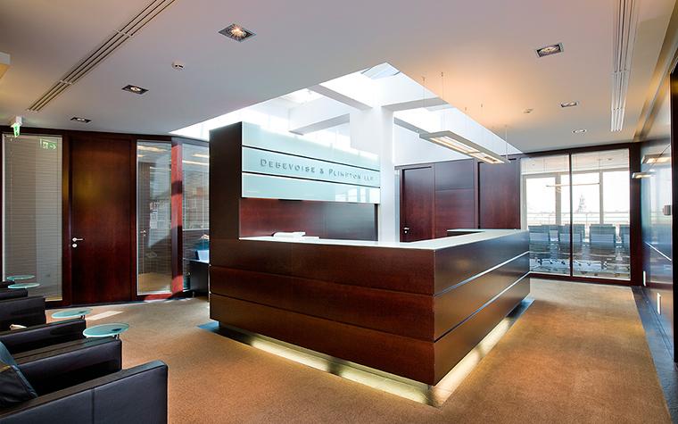 Дизайн офиса. офисы из проекта , фото №12089