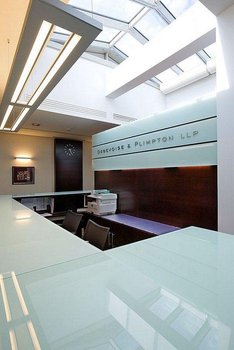 Фото № 12092 офисы  Дизайн офиса