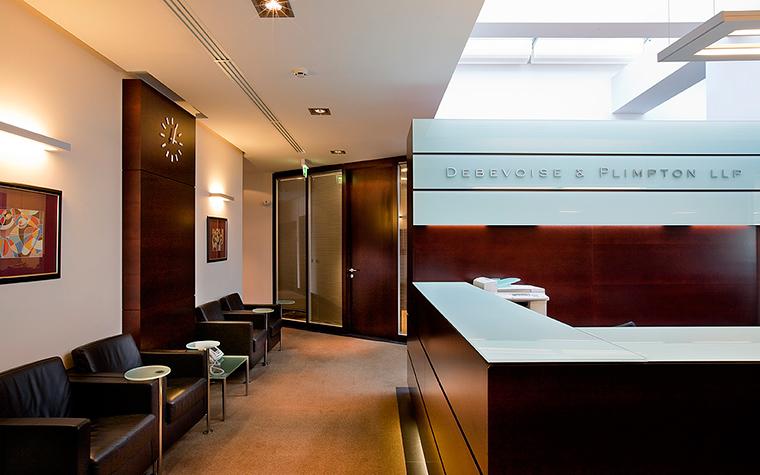 Дизайн офиса. офисы из проекта , фото №12093