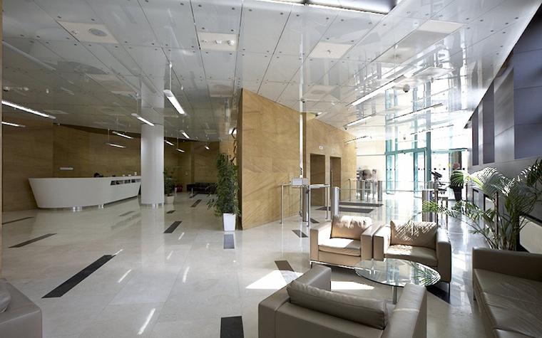 Дизайн офиса. офисы из проекта , фото №12970