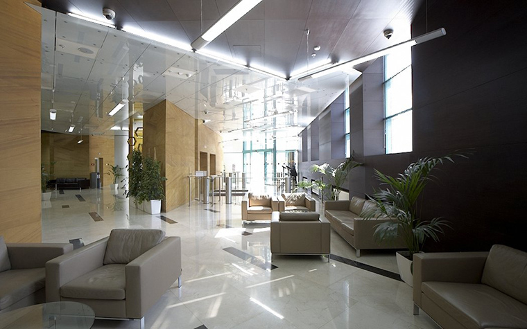 Дизайн офиса. офисы из проекта , фото №12971