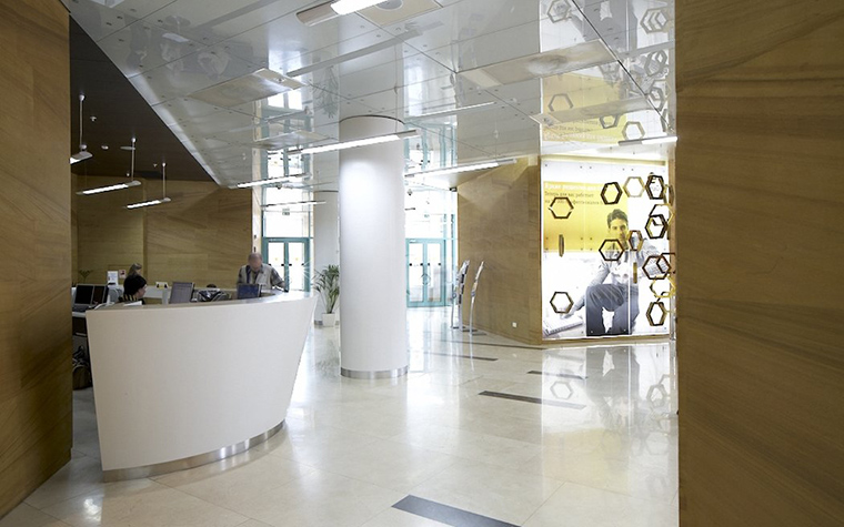Дизайн офиса. офисы из проекта , фото №12975