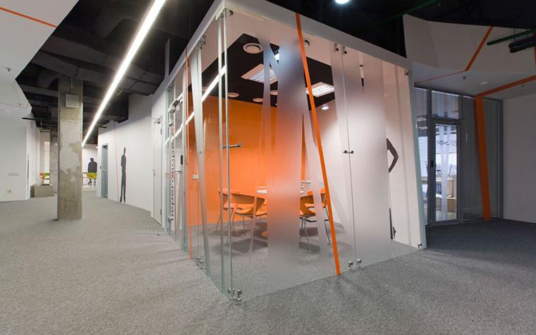 Дизайн офиса. офисы из проекта , фото №13655