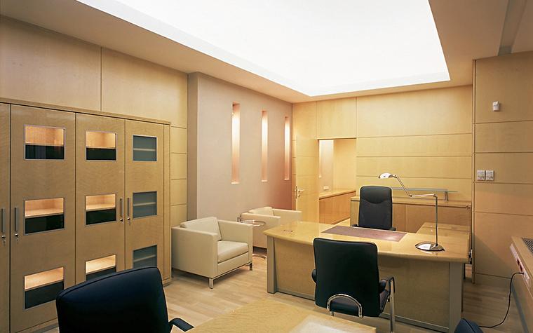Дизайн офиса. офисы из проекта , фото №14528