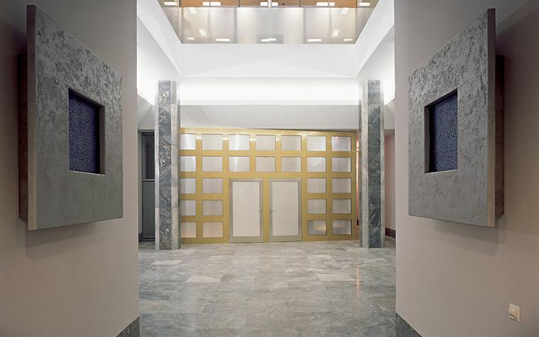 Дизайн офиса. офисы из проекта , фото №14538