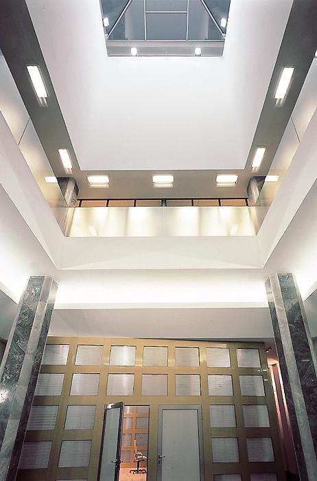 Дизайн офиса. офисы из проекта , фото №14530
