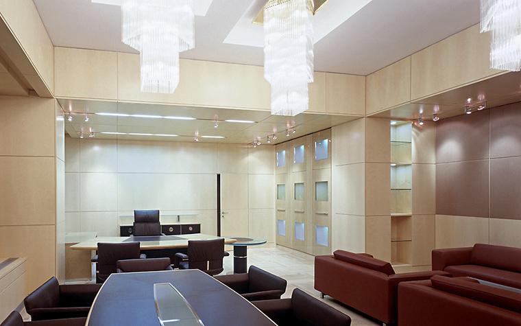 Дизайн офиса. офисы из проекта , фото №14534