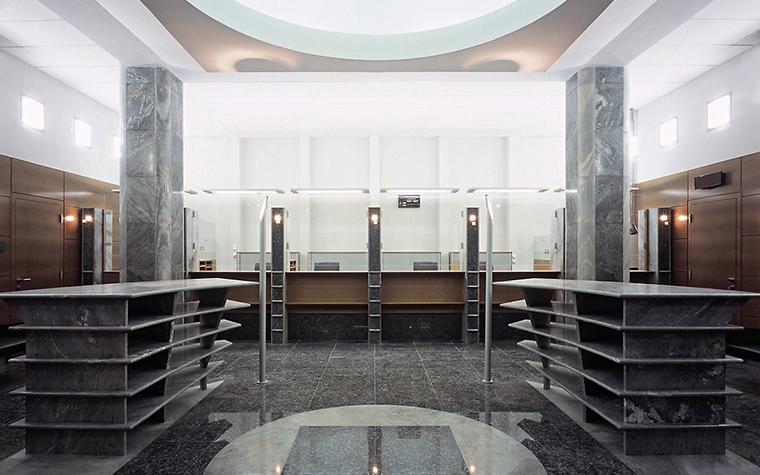 Дизайн офиса. офисы из проекта , фото №14535
