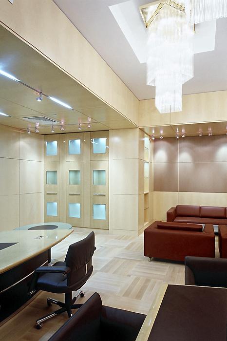 Дизайн офиса. офисы из проекта , фото №14536