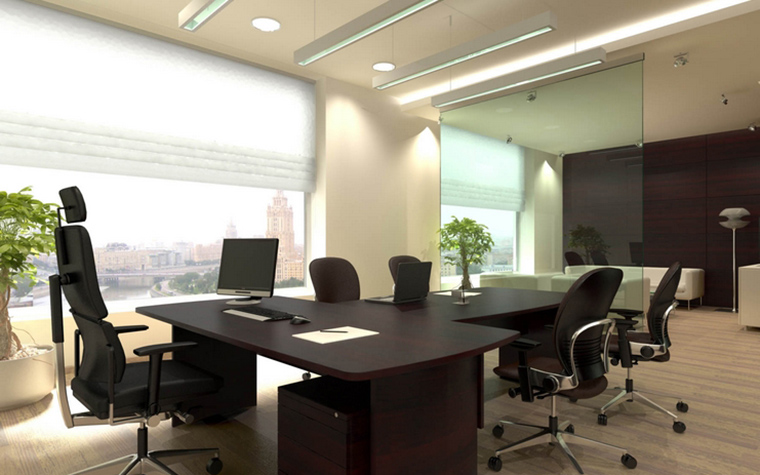 Дизайн офиса. офисы из проекта , фото №15370