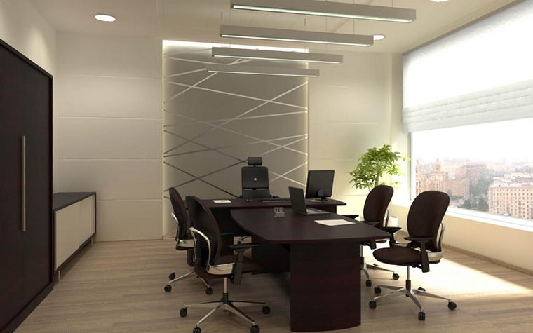 Дизайн офиса. офисы из проекта , фото №15371