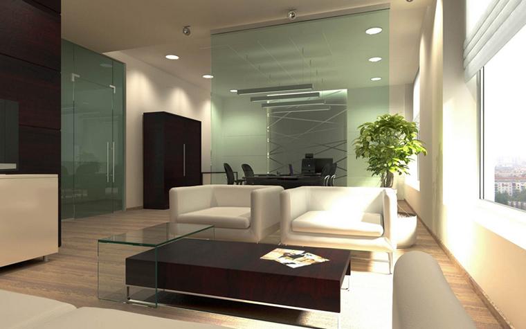 Дизайн офиса. офисы из проекта , фото №15372