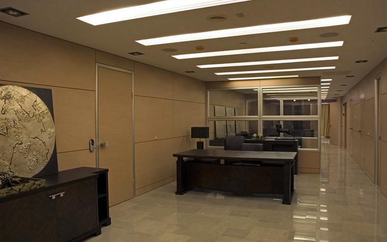 Дизайн офиса. офисы из проекта , фото №15855