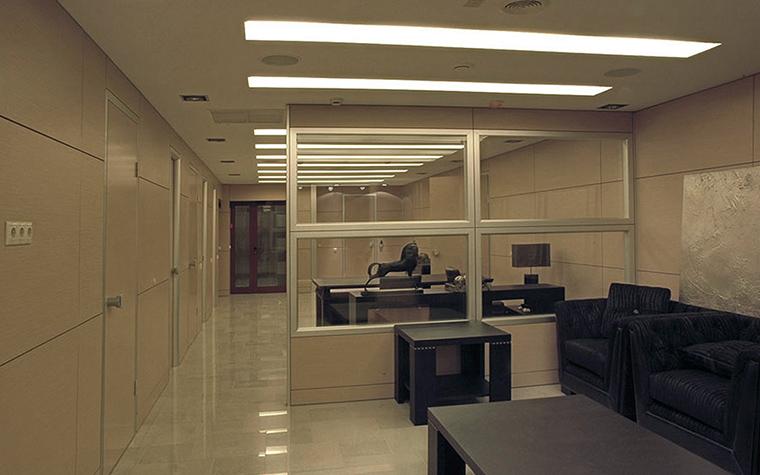 Дизайн офиса. офисы из проекта , фото №15858
