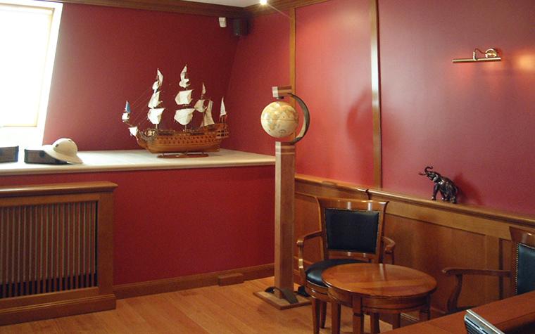 Дизайн офиса. офисы из проекта , фото №15877