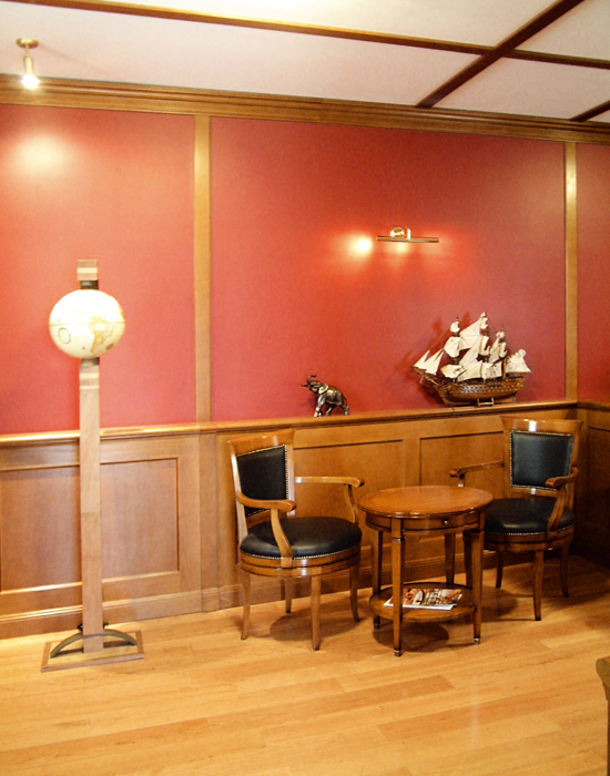 Дизайн офиса. офисы из проекта , фото №15861