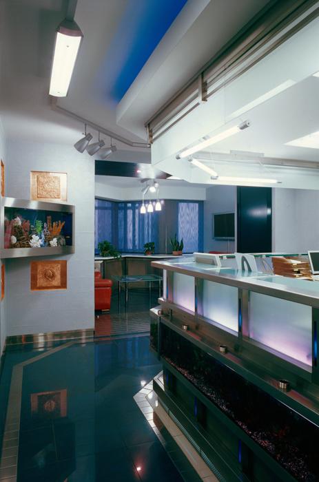 Дизайн офиса. офисы из проекта , фото №16084