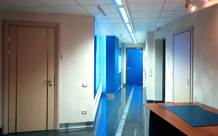 Дизайн офиса. офисы из проекта , фото №16093