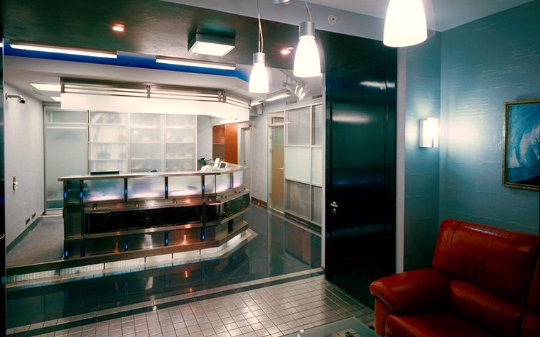 Дизайн офиса. офисы из проекта , фото №16085