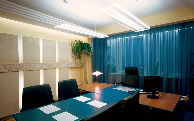 Дизайн офиса. офисы из проекта , фото №16088