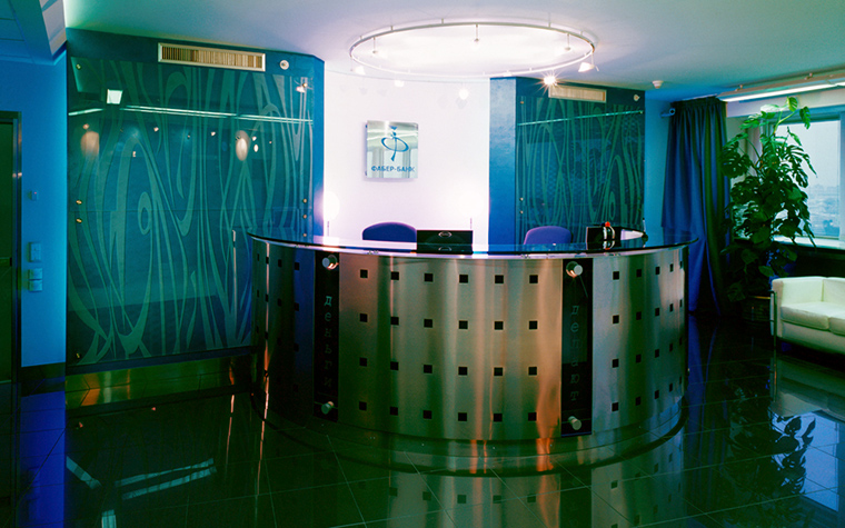 Дизайн офиса. офисы из проекта , фото №16089
