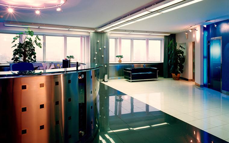 Дизайн офиса. офисы из проекта , фото №16090