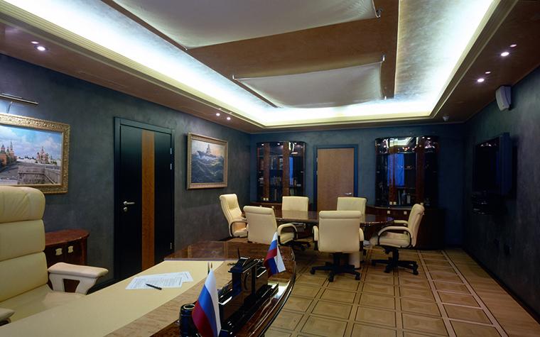 Дизайн офиса. офисы из проекта , фото №16091