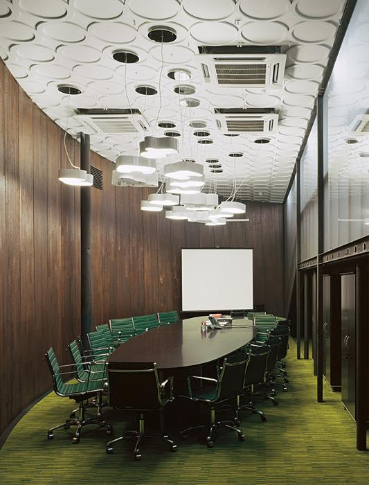 Дизайн офиса. офисы из проекта , фото №16469