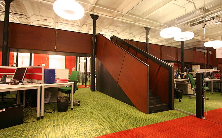 Дизайн офиса. офисы из проекта , фото №16472