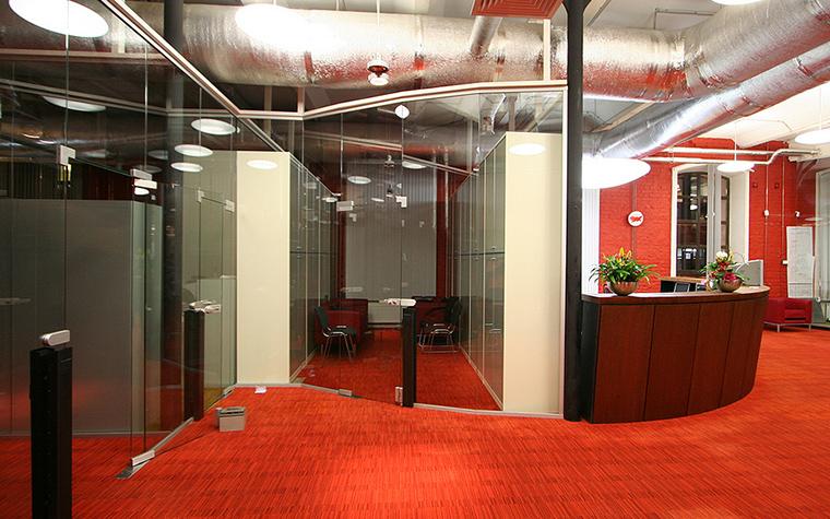 Дизайн офиса. офисы из проекта , фото №16473