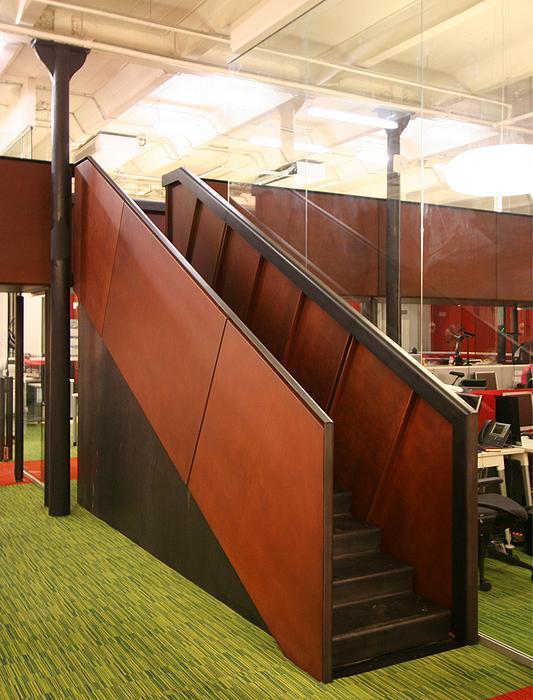 Дизайн офиса. офисы из проекта , фото №16476