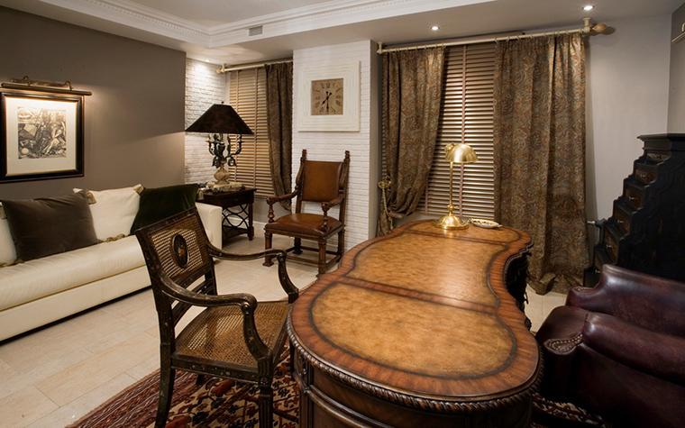 Дизайн офиса. офисы из проекта , фото №16592