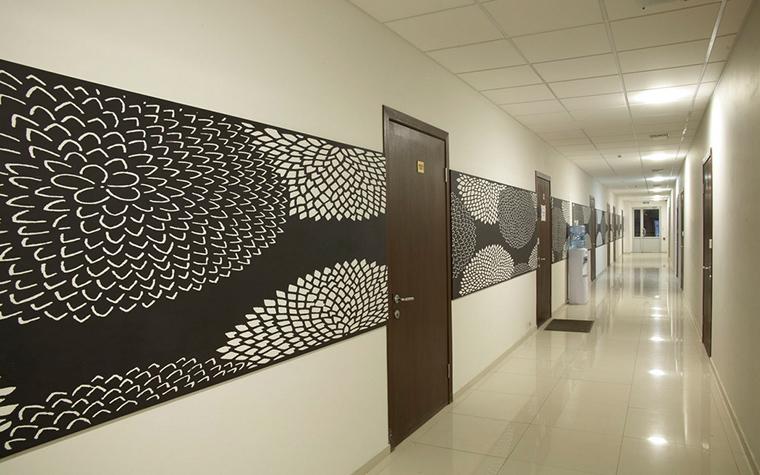Дизайн офиса. офисы из проекта , фото №17173