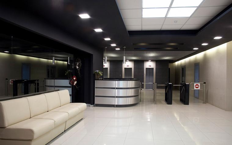 Дизайн офиса. офисы из проекта , фото №17184