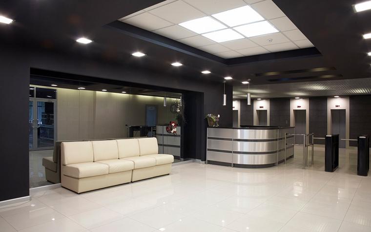 Дизайн офиса. офисы из проекта , фото №17185