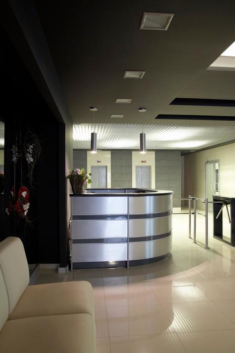 Дизайн офиса. офисы из проекта , фото №17188