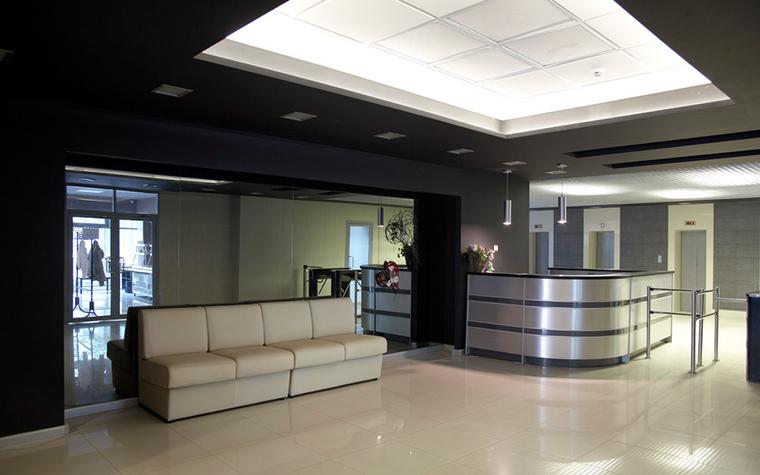 Дизайн офиса. офисы из проекта , фото №17189