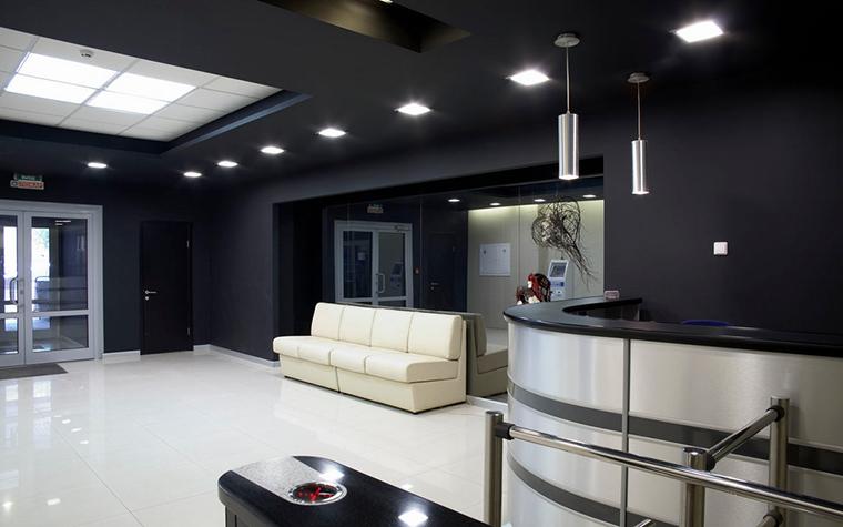 Дизайн офиса. офисы из проекта , фото №17178