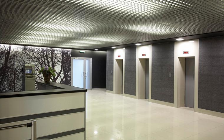 Дизайн офиса. офисы из проекта , фото №17180