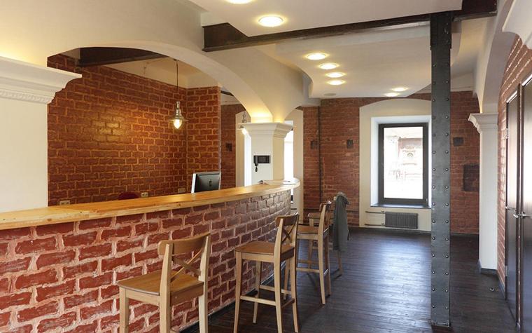 Дизайн офиса. офисы из проекта , фото №17251