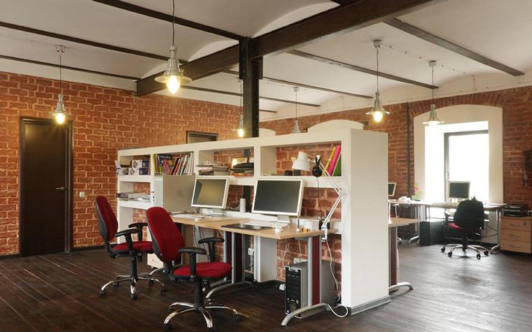 Дизайн офиса. офисы из проекта , фото №17255