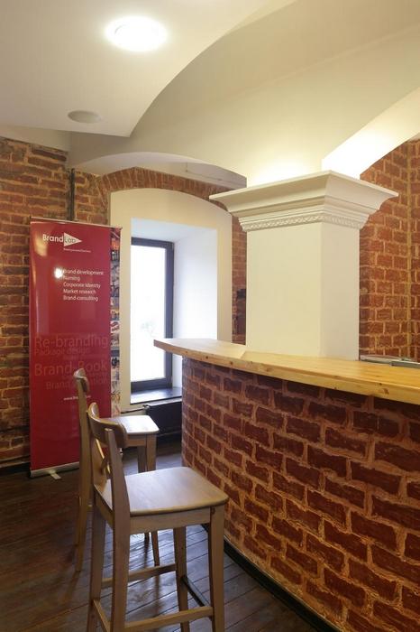Дизайн офиса. офисы из проекта , фото №17256