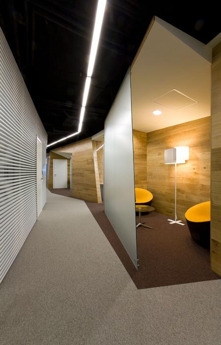 Дизайн офиса. офисы из проекта , фото №18529