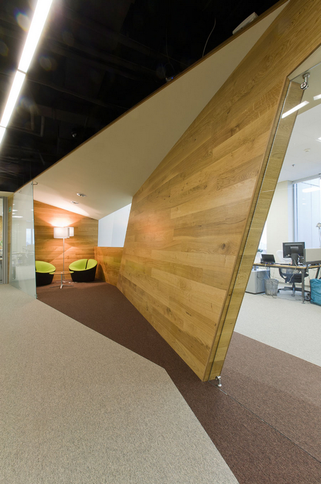 Дизайн офиса. офисы из проекта , фото №18538
