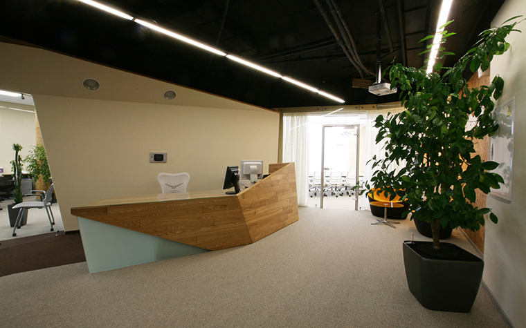 Фото № 18541 офисы  Дизайн офиса