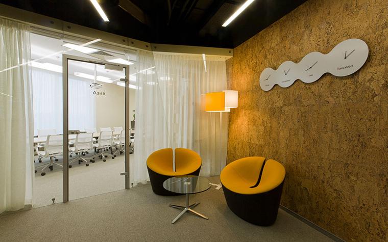 Дизайн офиса. офисы из проекта , фото №18542