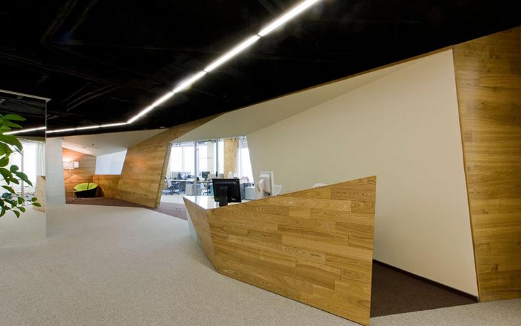 Дизайн офиса. офисы из проекта , фото №18543
