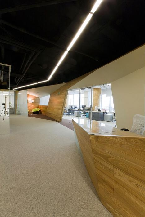 Дизайн офиса. офисы из проекта , фото №18544