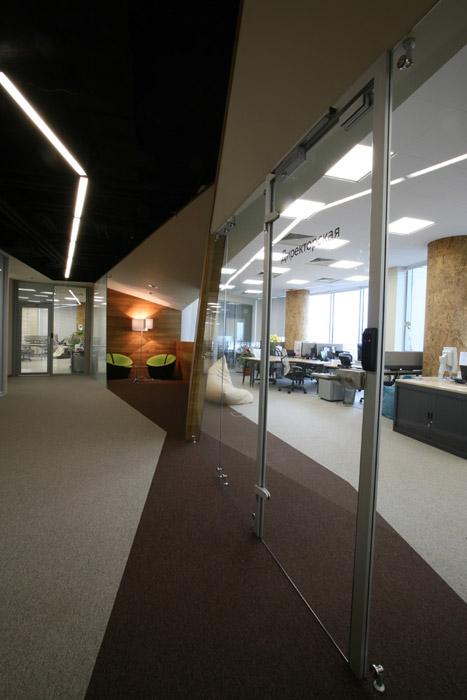 Дизайн офиса. офисы из проекта , фото №18545
